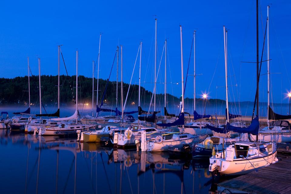 Marina municipale de ville marie marinas tourisme for Piscine municipale