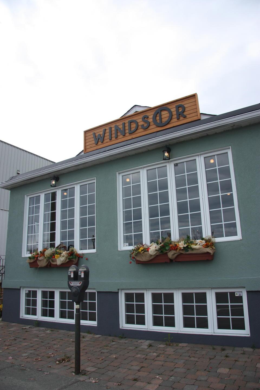 Restaurant Windsor Val D Or Menu